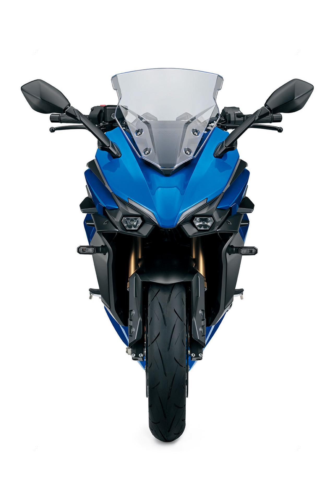 画像2: 新型『GSX-S1000GT』はGSX-S1000Fから何が変わった? 【スズキのバイクの新車ニュース/SUZUKI GSX-S1000GT 装備&ディテール 編】