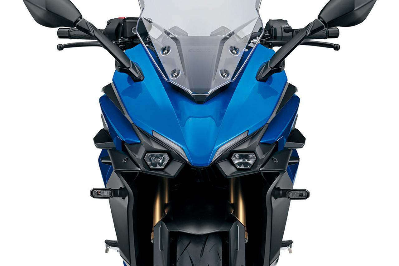画像: 新型『GSX-S1000GT』のお値段は? 意外と良心的だった海外の価格と比較してみんなで大予想!【スズキのバイク! の新車ニュース/SUZUKI GSX-S1000GT】