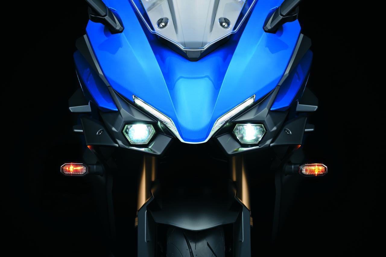 画像: 【速報】新型『GSX-S1000GT』発表! GSX-S1000Fの後継機はスーパースポーツ・グランドツアラー!? - スズキのバイク!