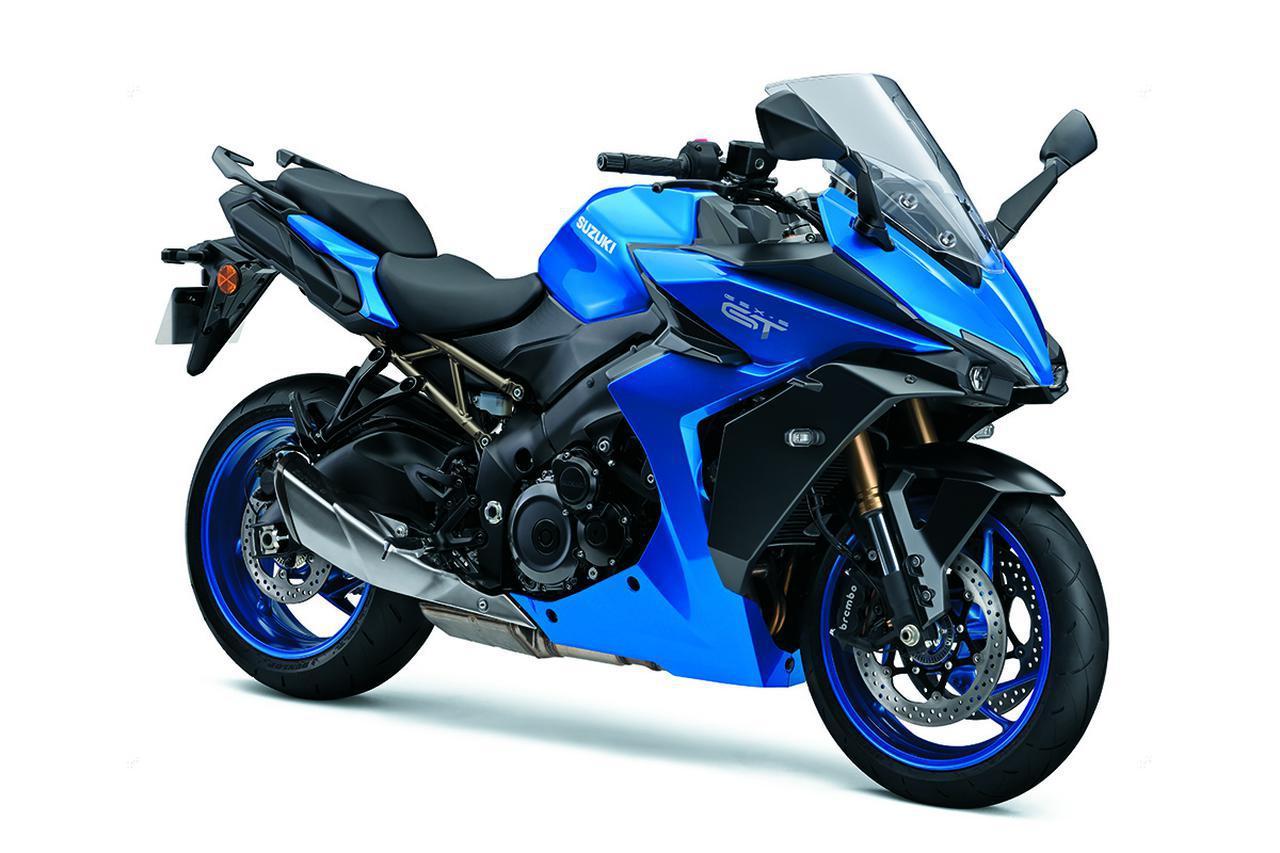 画像: 新型『GSX-S1000GT』は何が変わった?  - スズキのバイク!
