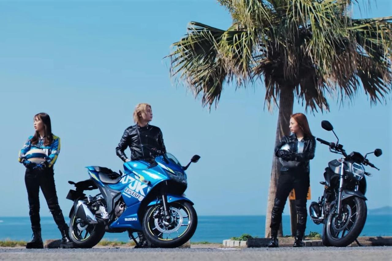 画像: Twitterでこっそりキャンペーン中!? 『ジクサーSF250』と『ジクサー250』に乗ってる人はチェックして! - スズキのバイク!