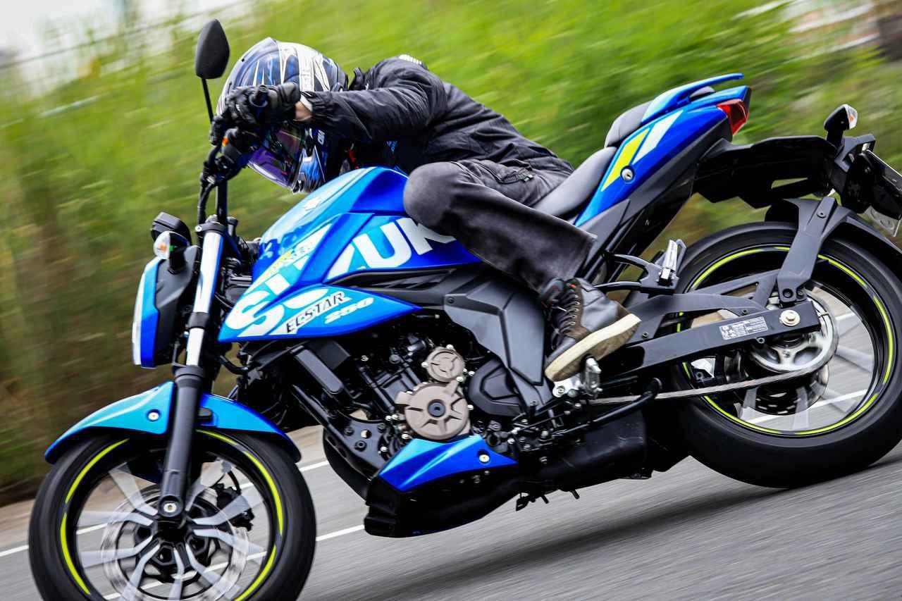 画像1: ジクサー250はクルマに例えると『スイフトスポーツ』に近いかも? 250ccとして正しくライトウェイトスポーツです! - スズキのバイク!