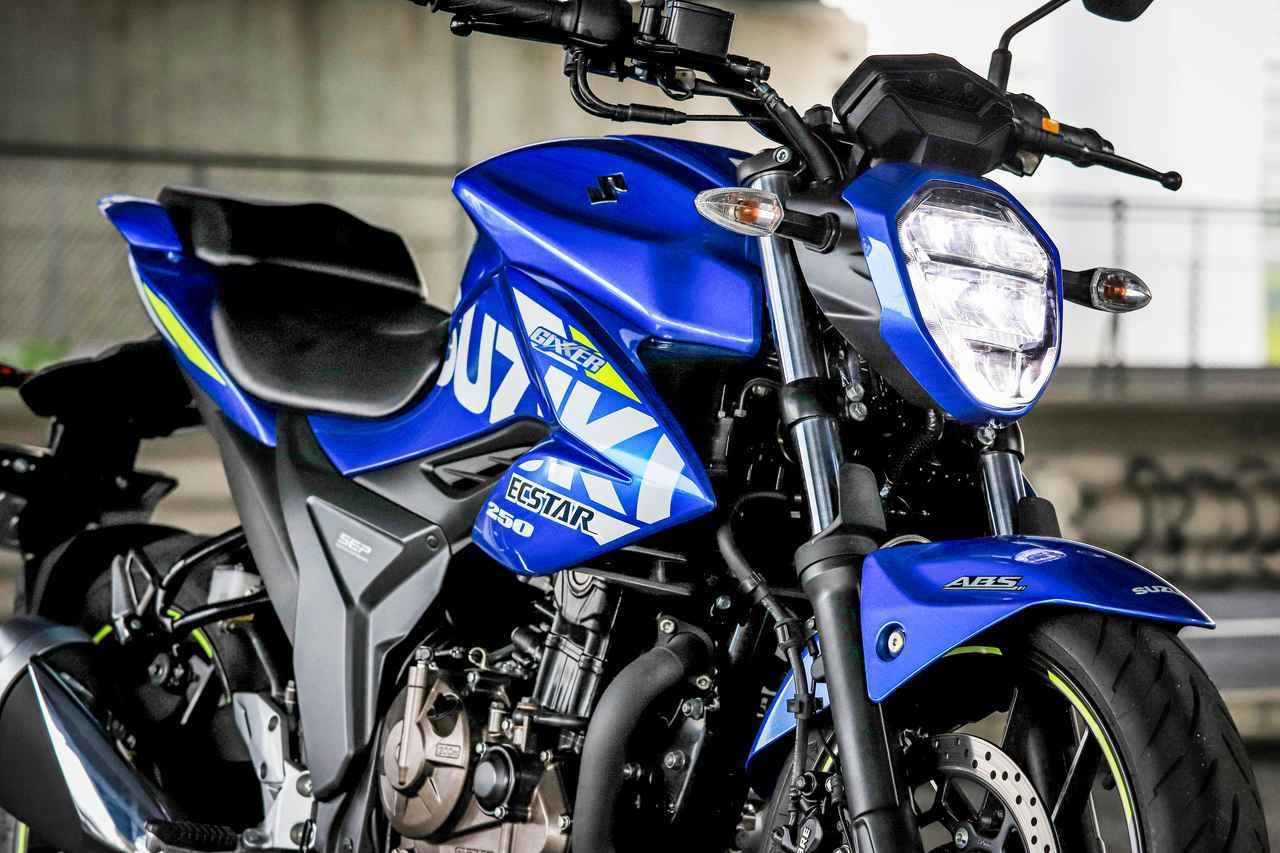 画像1: 『ジクサー150』と『ジクサー250』はここが違う! 250ccだからこそ、おすすめの理由って? - スズキのバイク!