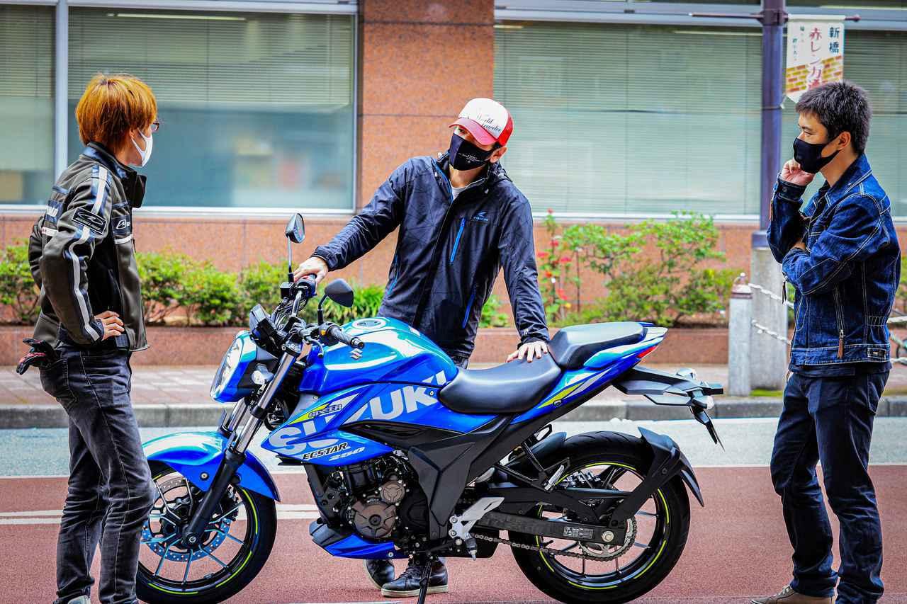 画像: 『ジクサー250』はシンプルだ! だけど250ccバイクとして必要なものはフル装備! - スズキのバイク!
