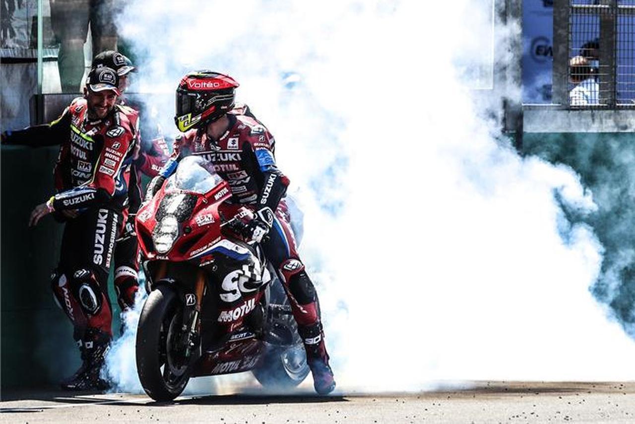 画像: スズキが無双してた!? 24時間レース『完全勝利』のご報告です - スズキのバイク!