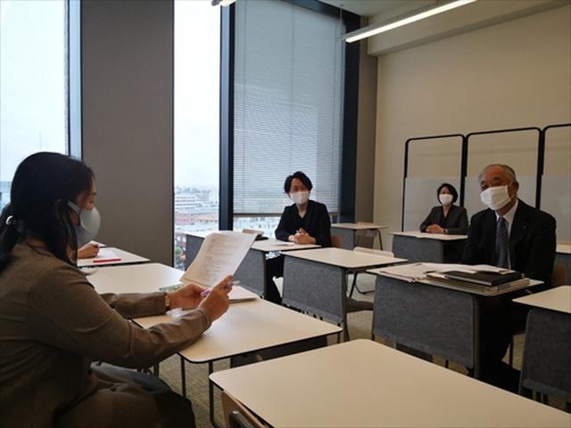 画像5: 湊さん、武庫川女子大学に行って来ました!(前編)