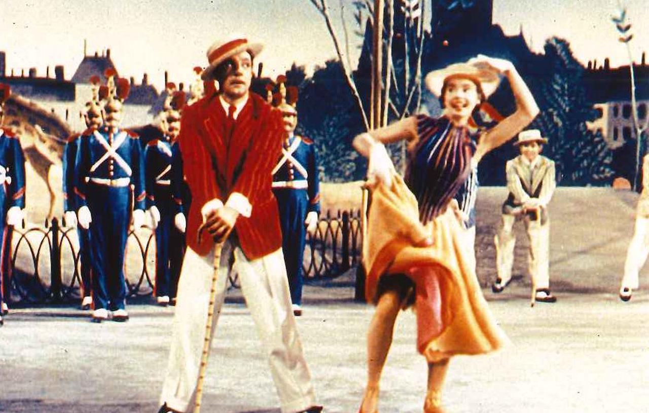 画像: 映画『巴里のアメリカ人』(1951)