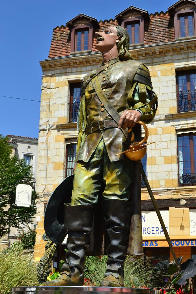 画像: 実在したシラノ・ド・ベルジュラック