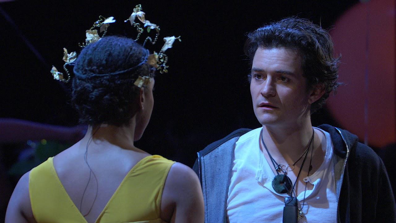 画像: ブロードウェイ版『ロミオとジュリエット』 youtu.be
