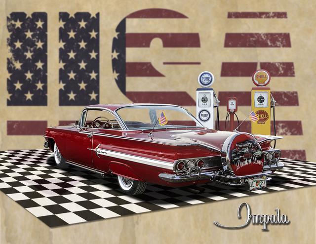画像: 1960年代のアメリカの車