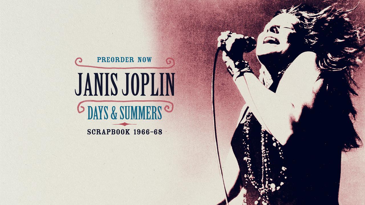 画像: Janis Joplin – Official Website