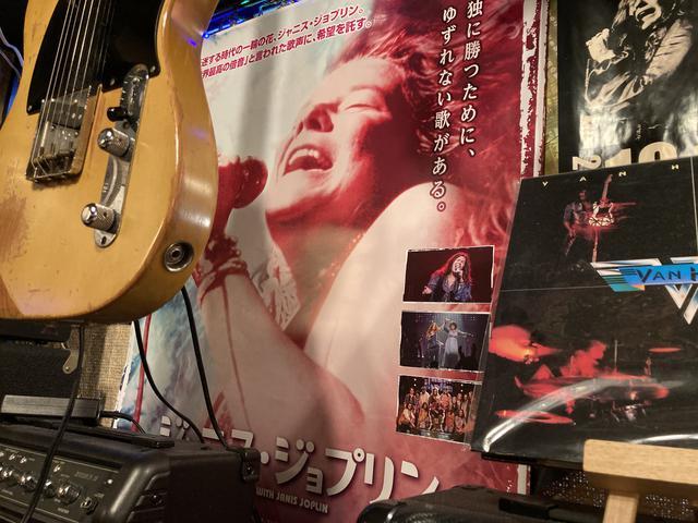 画像: 新宿「ろっくんきっちんJanis」店内
