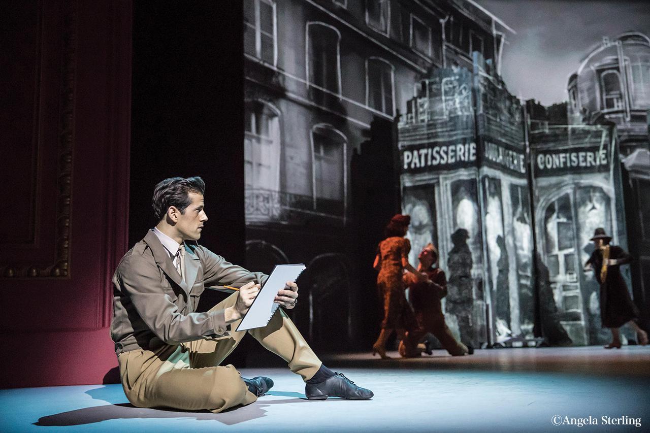 """画像1: 10/15公開『パリのアメリカ人』で描かれる """"花の都パリ"""" とは? - 松竹ブロードウェイシネマ"""