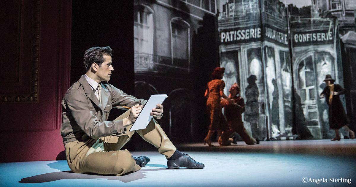 画像: 名作ミュージカルが映画館で!『パリのアメリカ人』予告編&ビジュアルが公開|シネマトゥデイ