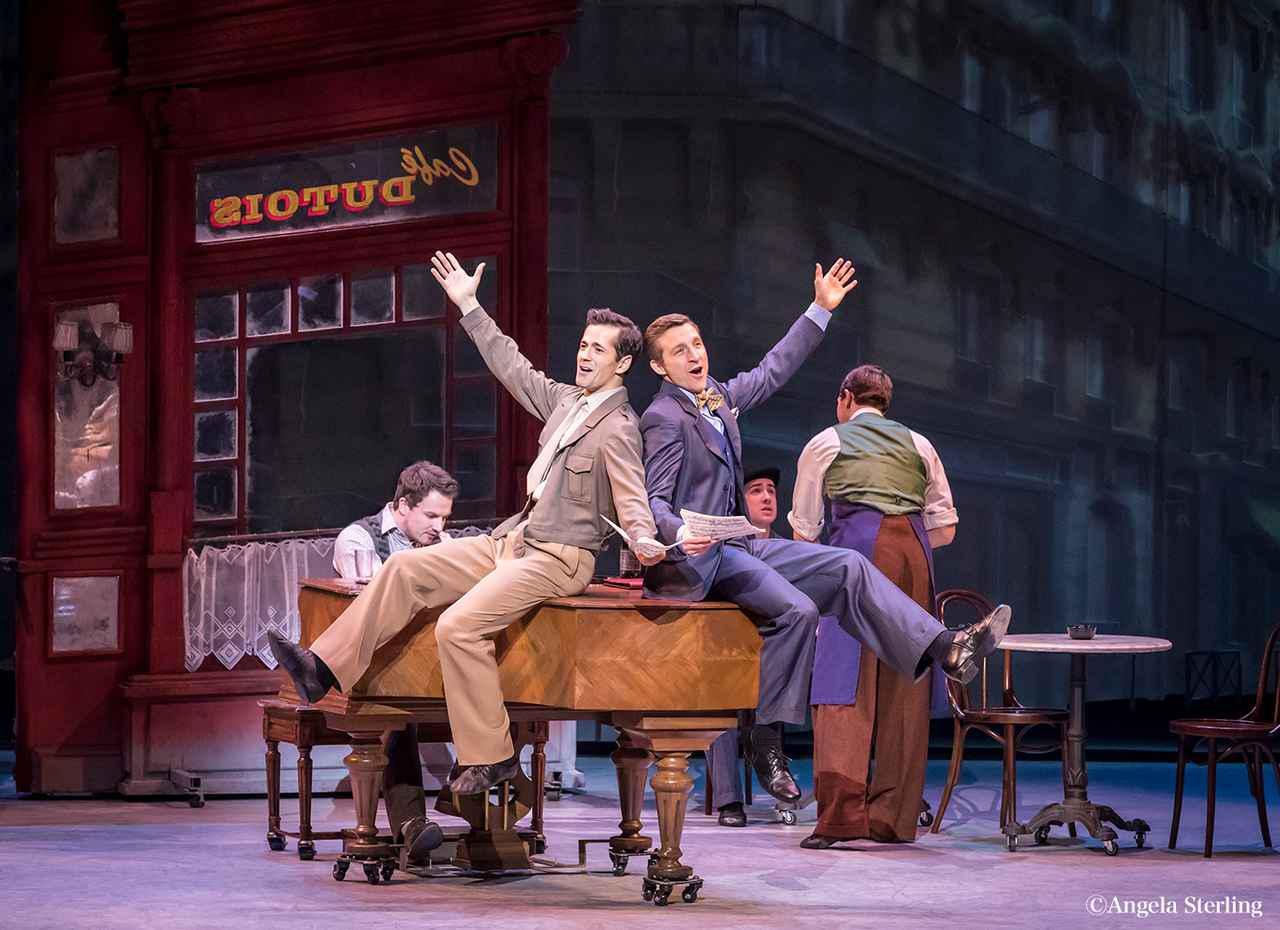 画像: 『パリのアメリカ人』を華やかに盛り上げる助演俳優たちに注目! - 松竹ブロードウェイシネマ