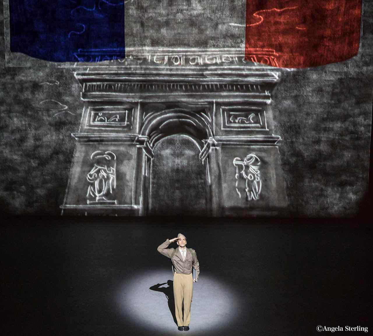 画像: 『パリのアメリカ人』 ⒸAngela Sterling