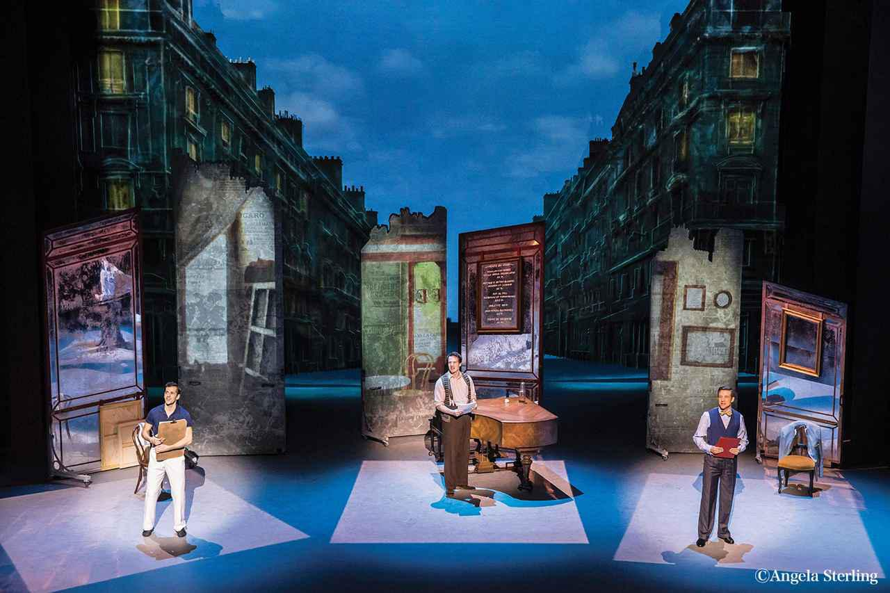 画像: パリを創り、観客を誘う『パリのアメリカ人』を支えるクリエイター陣に注目! - 松竹ブロードウェイシネマ