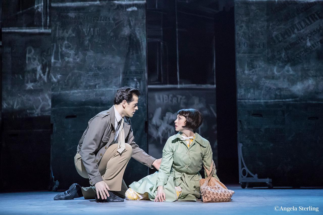 画像: プロのバレエダンサーがブロードウェイ俳優へ転向!?『パリのアメリカ人』主演のお二人に注目 - 松竹ブロードウェイシネマ
