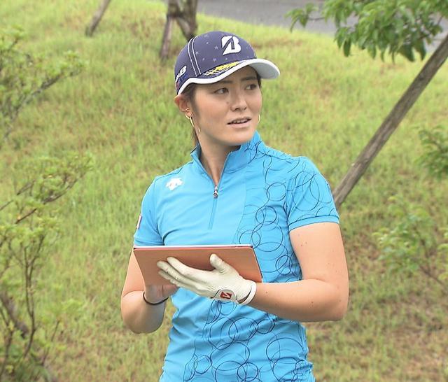 画像: 今季ツアー第3戦を12位タイで終えた渡邉彩香
