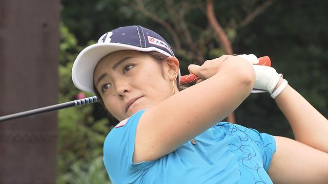 画像: 今季ツアー第4戦で2位タイに入った渡邉彩香