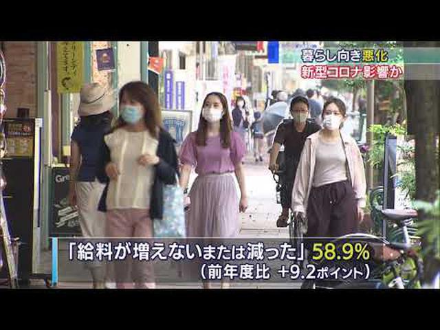 画像: 「暮らし苦しい」4割の静岡県民が回答 新型コロナで経済悪化が影響か youtu.be