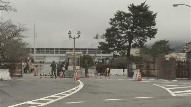 画像: 陸上自衛隊富士学校 静岡・小山町