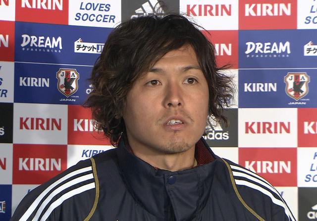 画像: J2磐田への加入が決まった遠藤保仁
