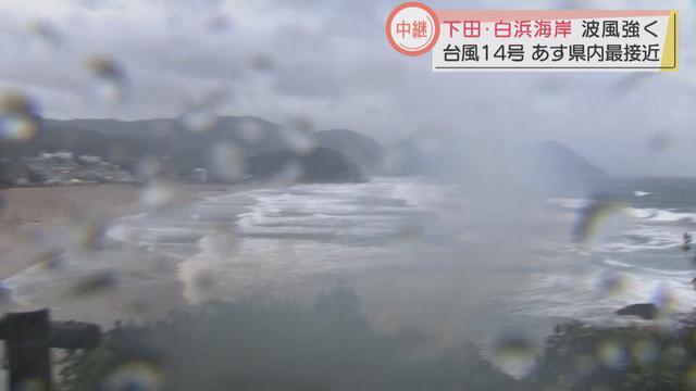画像: 下田市 白浜海岸