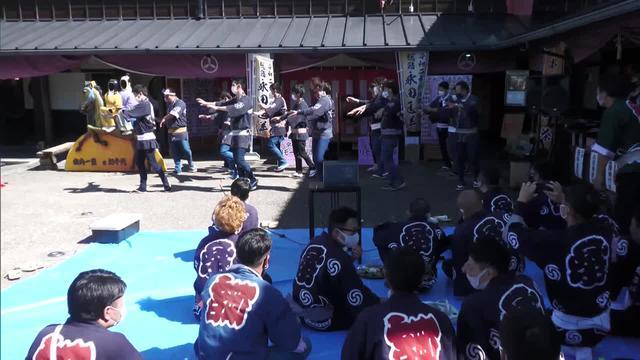画像: リモートで開催された掛川祭