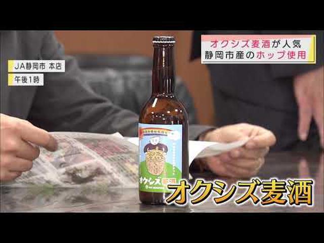 画像: 「すぐに幻のビールに…」 主に静岡市産ホップで作ったクラフトビール販売 youtu.be