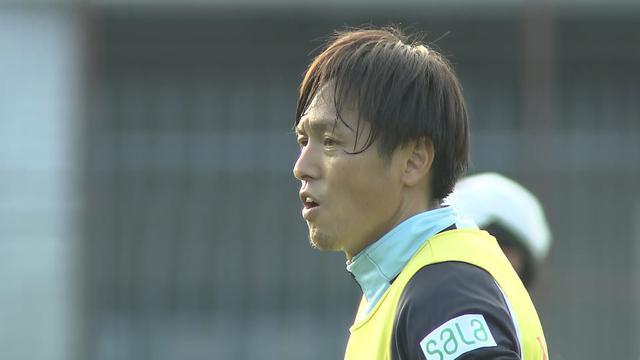 画像: 3試合連続で先発出場したジュビロ磐田MF遠藤保仁