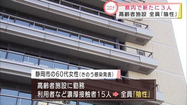 画像: 【新型コロナ】富士、菊川、浜松、静岡県内で3人感染 高齢者施設職員の濃厚接触者は全員陰性 youtu.be