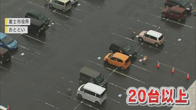 画像: コロナ禍の新スタイル「ドライブスルー」婚活 1人5分以内、会話はトランシーバー 静岡・富士市