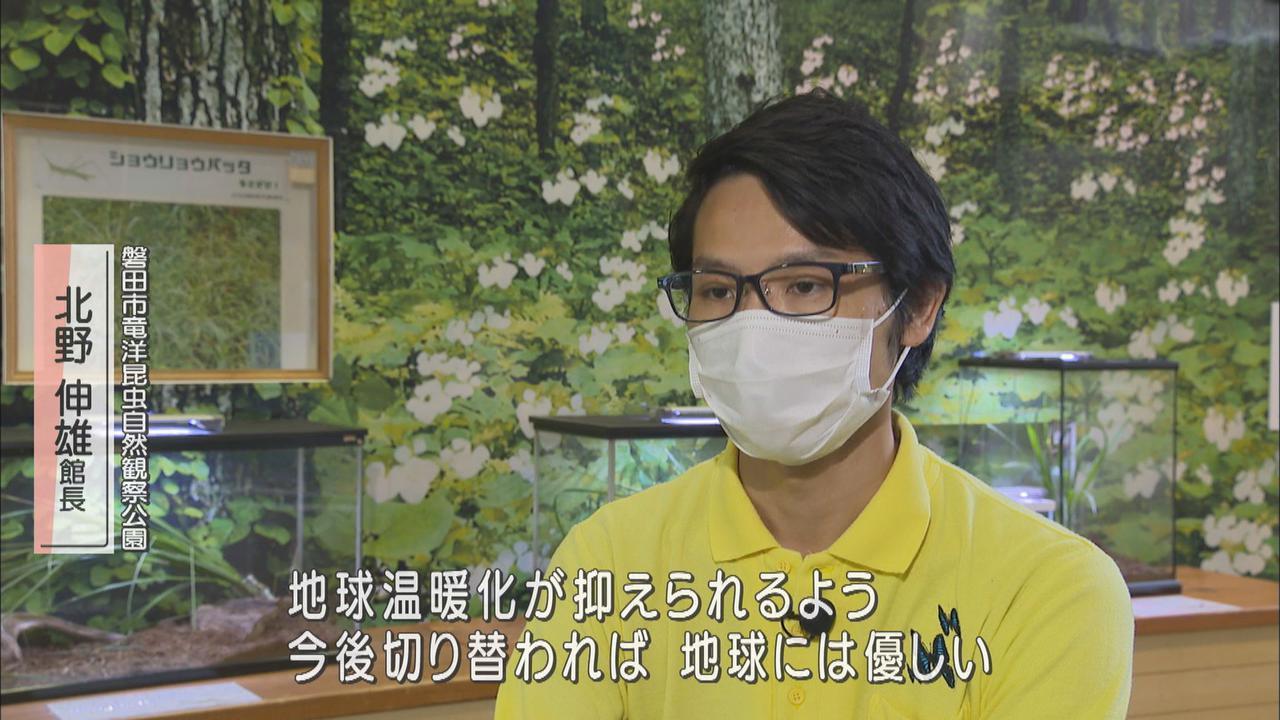 画像: 竜洋昆虫自然観察公園 北野伸雄館長