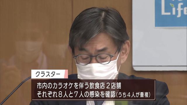 画像: 【新型コロナ】県内で過去最多の36人の感染が判明静岡市では新たに2件のクラスター youtu.be