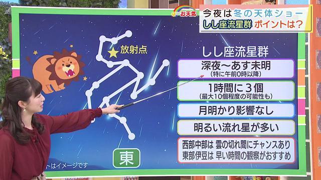 画像: 【11月17日 静岡のお天気】あすの「日中は日差し届く」でしょう youtu.be