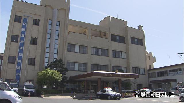 画像: 道路横断中に90歳男性がはねられ死亡 自称大学生の22歳女を逮捕 浜松市