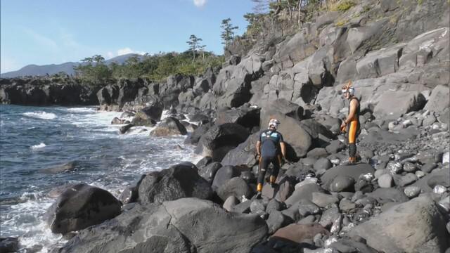 画像: 伊東市の海岸で行方不明の横浜市の男性 下田市の海上で遺体で見つかる 静岡県