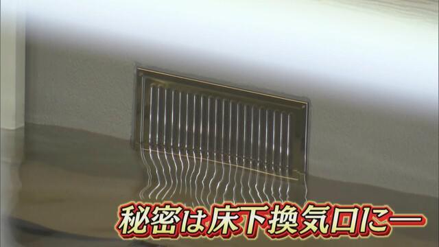画像2: 浸水しない秘密は床下に