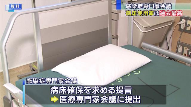 画像: 病床確保を求める提言まとめ提出へ~感染症専門家会議 youtu.be