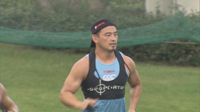 画像: 引退発表の五郎丸が決意表明「ラストシーズン自分らしく」 ヤマハ発動機ジュビロ所属