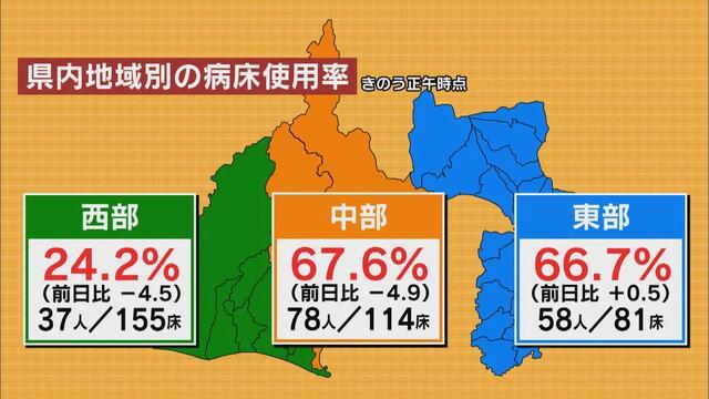 画像: 県「今週来週の人数を見て評価したい」