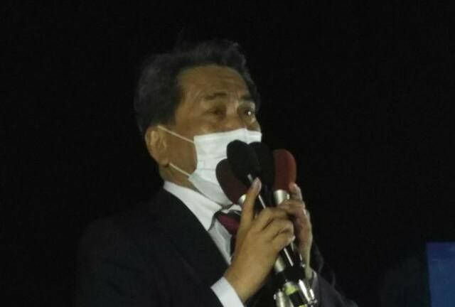 画像: 静岡県・焼津市長選、現職の中野弘道氏が当選
