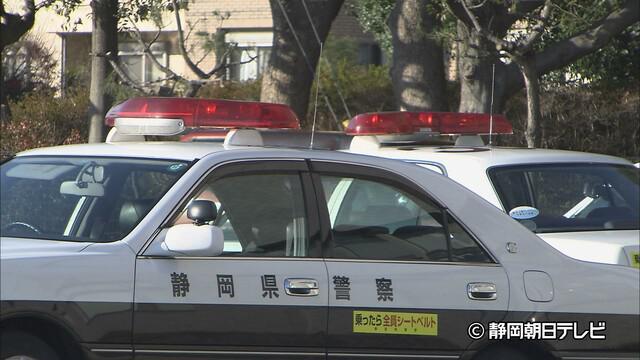 画像: 目の前で事故…救助に駆け付けた男性が車を奪われる 若い男女3人の身柄を確保、窃盗容疑で捜査 静岡・島田市