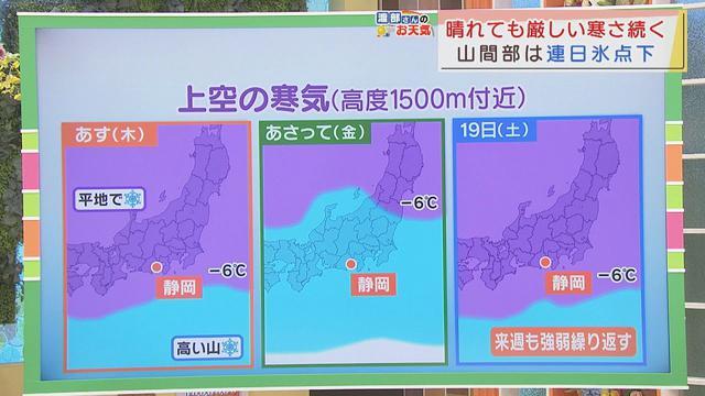画像: 【12月16日 静岡】渡部さんのお天気 あすは「スッキリ晴れても寒い」 youtu.be