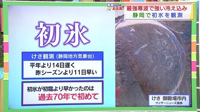 画像: 【12月17日 静岡】渡部さんのお天気 あすの「朝は底冷え」 youtu.be