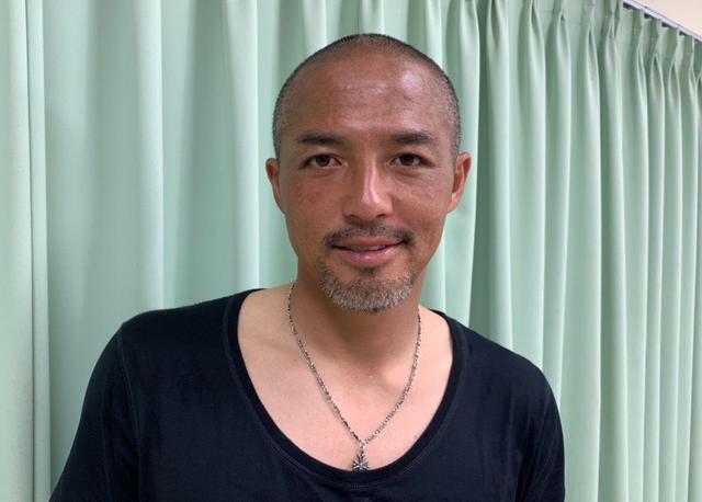 画像: 2019年、FC琉球に加入した当時の小野伸二