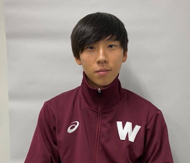 画像: 浜松日体高出身の早大3年太田直希