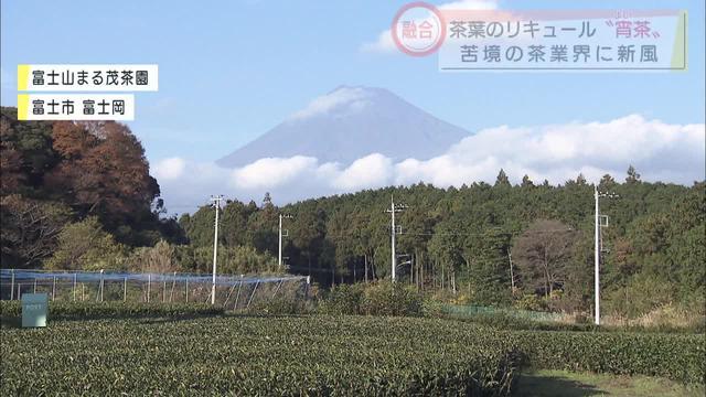 画像: 苦境の中でコロナ…茶と酒の組み合わせで状況打破へ「静岡のお茶が日本で一番面白いと思ってもらいたい」 静岡・富士市
