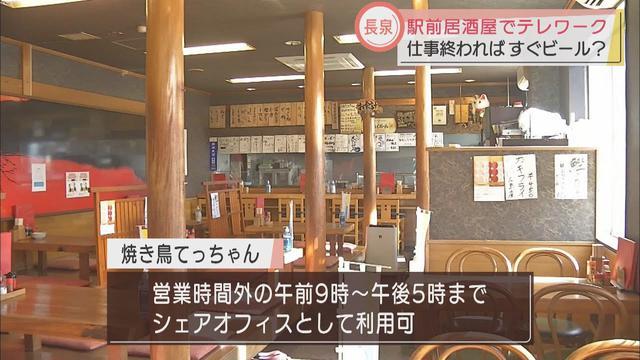 画像: 駅前の飲食店をテレワーク用のシェアオフィスに 静岡県長泉町の試み youtu.be